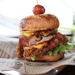 Chicken Works Burger