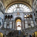 Фотография Вокзал Антверпен-Центральный