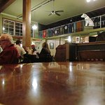 Eating area, Prodigal Son Brewery and Pub, Pendleton, OR