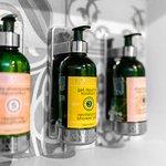 L'Occitane eco refill shower kit