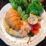 Photo de Blue Whale Cafe