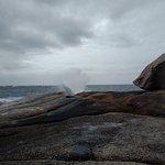 Bicheno Blowhole صورة فوتوغرافية