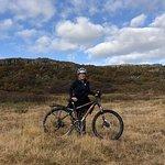 Mountain biking in Reykjavik