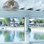 Check out our Eastern Deck! It's located just off the restaurant and can also booked privately