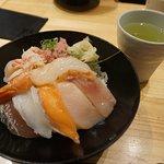 Photo de Sushizanmai Honjin
