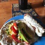 Inka Plate Photo