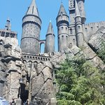 Hogwarts tower