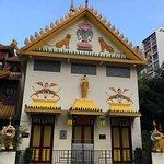 千燈寺院の写真