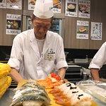 Bild från Umegaoka Sushi No Midori Sohonten Shibuya