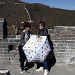 Sunny day at the Great Wall