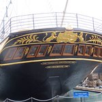 SS Great Britain and the man himself.