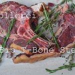 Bio T- Bone Steak