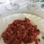 Eccellente carne cruda
