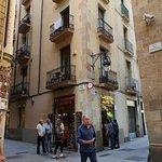 Bar Elisabets in Gothic Quarter