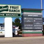 frontage sign along Skokie Highway