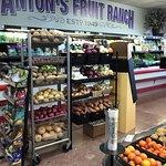 produce at Anton's Fruit Ranch