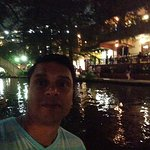 Selfie at the river walk