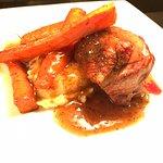 Lamb rump 😋