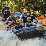Rafting maravilhoso!! Experiência incrível com a Alaya!!!
