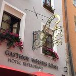 Gasthof Weisses Rossl Foto