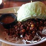 lettuce wrap appetizer
