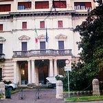 Casa del Fascio voluta da Italo Balbo, uno dei palazzi piu' belli d'Italia
