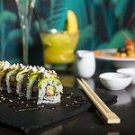 Green Sushi Side