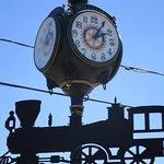 Clock on junction