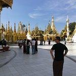 Foto Shwedagon Pagoda