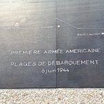 Les Falaises d'Arromanches Foto