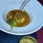 Mousseline de sandre, sauce chablisienne.