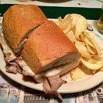 The Porketta Sandwich
