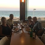 Boia Bar with ocean in the background