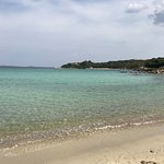 Karibik-Feeling (Foto am Strand stehend)