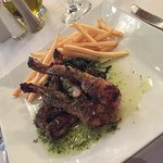 Frogs Legs Provencale