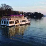 A Lake Norman tour aboard the Catawba Queen is a must-do experience