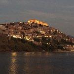 Foto van Molivos Castle