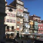 Buildings around the square