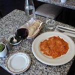 Fabulous Food Menu this is the Ravioli!