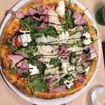 Billede af Mozzart pizza