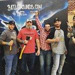 Photo de BATL - The Backyard Axe Throwing League