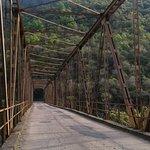 Foto de Ponte de Ferro - Rio das Antas