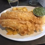 Foto di The Tailend Restaurant and Fish Bar