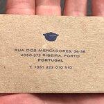 Bild från Taberna dos Mercadores
