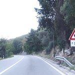 Photo of European Route E65