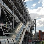 Billede af Centre Pompidou