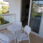 Balcony - Tropic Garden Aparthotel Photo
