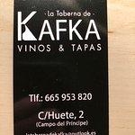 Bilde fra La Taberna de Kafka