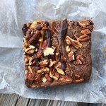 Caramel Pecan Brownie