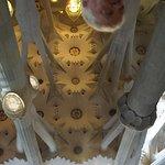 Techos de la Sagrada Familia